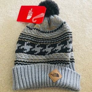 The North Face hat!